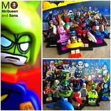 The LEGO BATMAN MOVIE 71020 and 71017 40 Minifigures Series 1 & 2 SEALED bundle