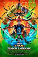 "Thor - Ragnarok ( 11"" x 17"" ) Movie  Collector's  Poster Print  (T2) - B2G1F"