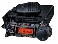 Yaesu FT 857D Radio Transceiver NEW F/S from japan