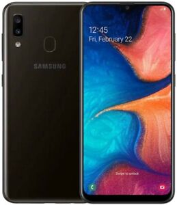 """Samsung Galaxy A20 6.4"""" Tracfone with 1500 Min/Text/Data"""