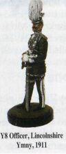 """CHOTA SAHIB 54mm metal kit """"Officer Lincolnshire Ymny 1911""""! VERY RARE!"""