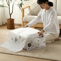 Storage Bag Clothes Blanket Quilt Closet Sweater Organizer Box Pouches
