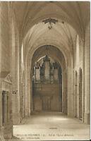 CPA-59 - Abbaye de SOLESMES - Nef de l'Eglise Abbatiale