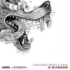 JD McPherson - Undivided Heart And Soul (NEW CD)