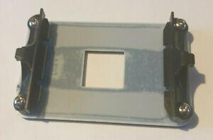Genuine AM4 AMD CPU Cooler Bracket Fan Mount Backplate *PLUS BRACKETS & SCREWS*