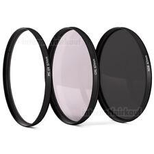 UV CPL Polarizzatore nd8 Grigio filtro Adatto per Nikon d5500 d5300 e 18-105mm obj.