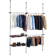Teleskop Garderoben System Kleideraufbewahrungssystem Einbau Garderobensystem