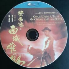 Hoang Phi Hung 6 (Once Upon A Time In China & America) - Phim Le Blu-Ray -Jet Li