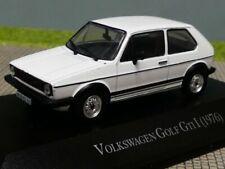 1/43 VW Golf GTI weiß Golf I 1976