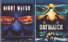 2 Blu-ray NIGHT WATCH + DAY WATCH ~ GUARDIANI DELLA NOTTE + GUARDIANI DEL GIORNO