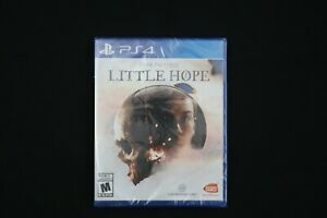 The Dark Pictures - Little Hope - Sony PlayStation 4 New Sealed !