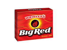 Big Red Gum Box of 10