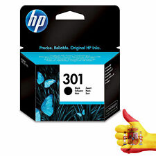 HP 301 NEGRO CARTUCHO DE TINTA ORIGINAL HP 1510 1512 2050 2540 3050 3055 4500