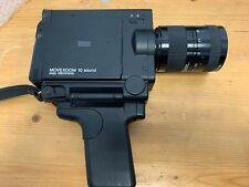 Super 8 Kamera Agfa Movezoom 10 sound mos electronic