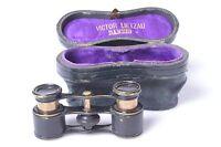 VICTOR LIETZAU, ZEISS, BUSCH? THEATER OPERA GLASSES BINOCULARS. W/ ORIG CASE.