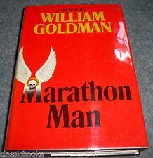 The Marathon Man  William Goldman TRUE 1st Edition 1st Issue