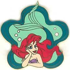 Disney M & P Ariel Green LE Japan Pin
