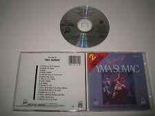 YMA SUMAC/THE SPELL OF YMA SUMAC(PAIR PCD-1172) CD ALBUM