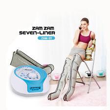 zamzam seven-liner ZAM-01 Air Compression  Pressure Massager Leg 110~240V