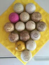 Lacrosse Ball lot of 15. Brine, Lacrosse Stx, Crankshooter