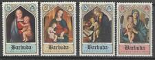Barbuda sg98 / 101 1971 Natale MNH