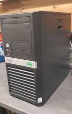 Ordinateur de bureau FUJITSU SIEMENS ESPRIMO Pro GREEN E8400  (3GHZ) 6GB WIN 10