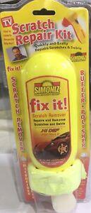 Simoniz Fix It Pro  Car Scratch Repair Kit Scratch Waxing Device