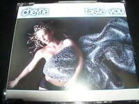 Cheyne Coates (Madison Avenue) Taste You Australian CD Single - Like New