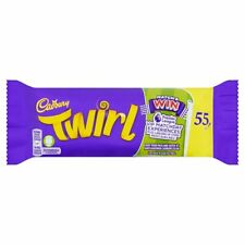 Cadbury Twirl Full Outer X 48 Bars  Free Delivery!! Only £23.99