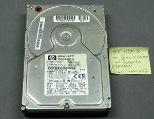 IBM/HP DCAS-34330 4.3GB 50 Pin SCSI Hard Drive, works great