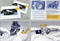Opel Astra H Bedienungsanleitung Betriebsanleitung & Wartung 3/2004