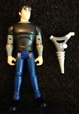 "BEN 10 4"" KEVIN LEVIN WITH GUN FIGURE - CHECK MY OTHERS"