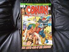 Conan the Barbarian # 17 really nice condition Gile Kane art
