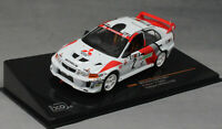 IXO Mitsubishi Lancer Evo V Champions Meeting 1998 Richard Burns KB1066 1/43 NEW