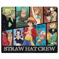 One Piece - Mauspad Mousepad - Strohhut Bande - 23 x 19 cm