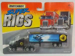 Body Glove Mack Matchbox Convoy Rigs Tractor Trailer Semi Truck Rare Vintage