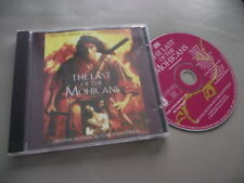 CD musicali a colonne sonore the last