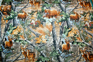 FOREST ANIMALS FROM SYKEL INDUSTRIES