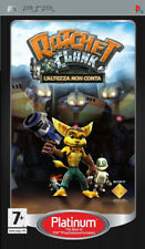 Ratchet & Clank Size Matters Sony PSP PlayStation Portable Game Aus Complete