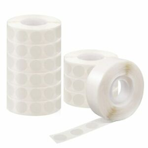 5000pcs Glue Point Balloon Double Sided Dots Removable Adhesive Tape Scrapbook