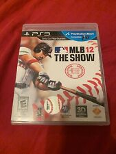Mlb 12 The Show-Playstation 3 PS3