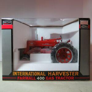 SpecCast IH Farmall 400 Tractor North Iowa Show Mason City IA 1/16 IH-CUST805-B