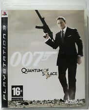 007. Quantum of Solace. Ps3. Fisico.