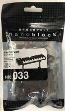 Synthesizer Nanoblock Miniature Building Blocks New Sealed Pk NBC 038