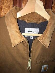 Carhartt WIP Detroit Jacket - Blanket Lined. Mens size Medium.