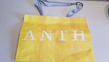 "Anth Anthropologie 15 3/4"" x 12"" x 6"" Gift Bag"