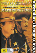 Mackenna's Gold DVD NEW, FREE POSTAGE WITHIN AUSTRALIA REGION ALL