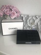 Chanel Make Up Box Pinsel Lippenstift Halter Kosmetikorganizer Aufbewahrung