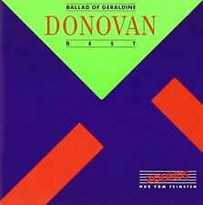 Donovan Ballad of Geraldine-Best (Zounds)  [CD]