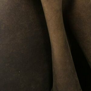 Oil Tanned Project Piece Real McCoy Mud 7.3 Sq Ft 5-6 oz Nubuck